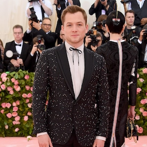 Taron Egerton, 2019 Met Gala, Red Carpet Fashions